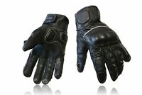 Guanti Moto In Pelle Marca GIUDICI,racing areati inserti Reflex® protezioni