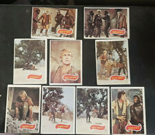 Planet of the Apes trading cards x 9