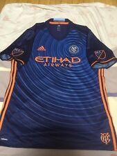 100% Official New York City Away 16/17 Jersey Shirt Soccer Original Authentic