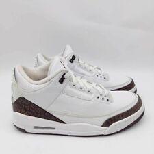 Nike Air Jordan 3 Retro- Mens- Size 8.5- Mocha- [136064-122]- Basketball Shoes