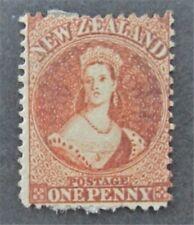 nystamps British New Zealand Stamp # 31 Mint OG H $300