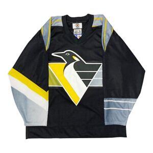 rare NHL pittsburgh penguins robo pen 3rd alt Starter authentic jersey size 48
