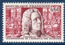 Fontenelle - Tricentenaire de l´Académie des sciences - YT 1487 - **