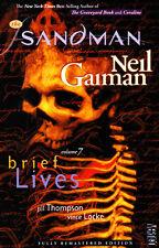 The Sandman Volume 7: Brief Lives - Softcover Graphic Novel