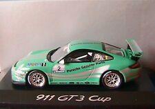 PORSCHE 911 997 GT3 CUP #2 SUPERCUP 2005 MINICHAMPS VIP 1/43 WAP 020 126 16
