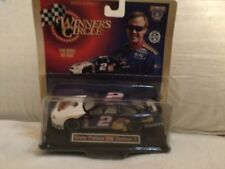 ELVIS PRESLEY - WINNERS CIRCLE- RUSTY WALLACE 1/43 SCALE 1998 NASCAR