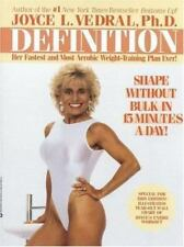 Definition Shape Without Bulk in 15 Minutes a Day by Joyce Vedral