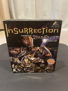 Starcraft Insurrection Big Box PC Addon
