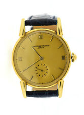 Vacheron Constantin Vintage 18K Yellow Gold Watch 4334