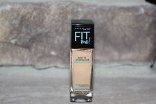 MAYBELLINE FIT ME MATTE + PORELESS FOUNDATION NORMAL TO OILY 228 SOFT TAN BRONZE