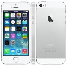 Neuf Smartphone Apple iPhone 5s - 16 Go - Argent - Téléphone Portable Débloqué