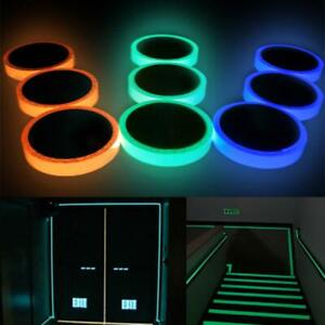 Self-adhesive Luminous Tape Glow In The Dark Safety Stage Home Decorations