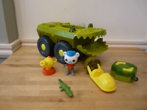Octonauts Gup K Remote Controlled Swamp Truck Barnacles, alligator, working