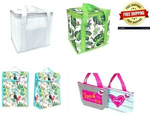 TRAVEL PICNIC CAMPING BEACH  INSULATED COOL COOLER BAG ICE BOX FOOD