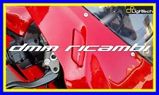 Tappi copriforo specchio LighTech DUCATI 959 PANIGALE 16>17 rosso 2016 2017