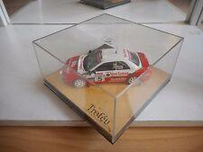 Trofeu Subaru Impreza WRX Trust Bank Safari Rally #5 in White/Red on 1:43 in Box