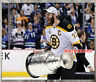 NHL Boston Bruins Captain  Zdeno Chara with Stanley Cup Color 8 X 10 Photo