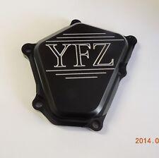 2009-2017 YAMAHA YFZ 450R YFZ450R OUTER CRANKCASE BILLET ALUMINUM OIL COVER BLK