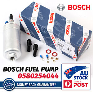 ✶ Genuine BOSCH 044 Racing External Fuel Pump 0580254044 E85 Universal au