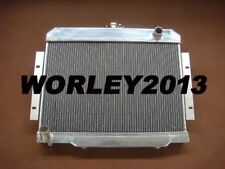 3 core aluminum radiator for Jeep CJ5 CJ6 CJ7 3.8L 4.2L 5.0L 1970-1985