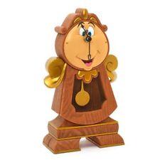 Disney BEAUTY AND THE BEAST - Herr von Unruh - Cogsworth Clock Big Ben Figur