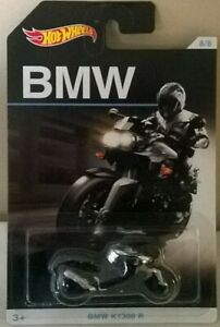2016 HW BMW SERIES, BMW K1300 R, BLACK, LC 8/8