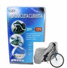 FUNDA PROTECTOR CUBIERTA PARA BICICLETA 100% WATER PROOF 205 X 125 cm