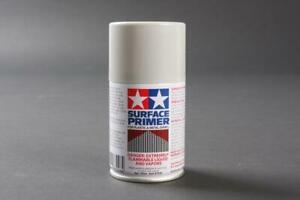 Tamiya 87026 3oz. Surface Primer Spray Plastic Metal