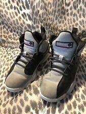 Jordan Jumpman Team 845202-007 Black/Wolf Grey/Pink/White Youth Size 1