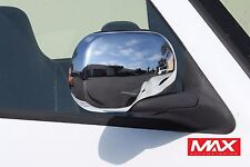 MCDO101 - 1994-2001 Dodge Ram Chrome Side Mirror Cover w/o Towing Mirrors