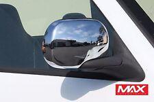 MCDO101 - 1994-2001 Dodge Ram Chrome Mirror Covers (w/o Towing Mirrors)