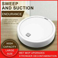 3 in1 Auto Rechargeable Smart Robot Vacuum Cleaning Floor Edge Sweeper Mop Z3P7