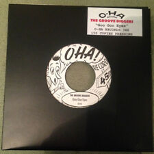 Modern Rockabilly - The Groovediggers - Goo Goo Eyes - Oha 45 ltd
