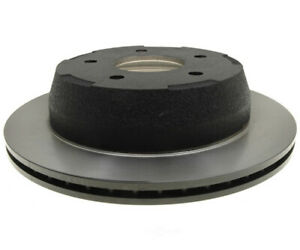 Disc Brake Rotor Rear Parts Plus P56725