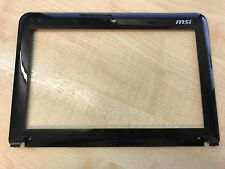 MSI U135 DX U135DX MS-N014 LCD Screen Surround Bezel Trim E2P-014B211-U22