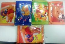 Winnie Pooh Decoration Wallet Party Favors x5 Bags Loots Treats Gift Pigglet NEW