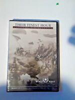 Their Finest Hour: World War II Veterans Committee (DVD) Brand New World War 2