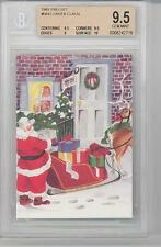 1991 Pro Set Football Santa Claus (#NNO) BGS9.5 BGS
