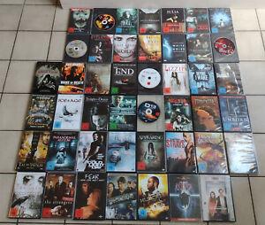 FSK 18 , Action , Horror - DVD Sammlung - 45 Filme