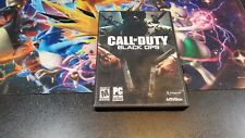 Call of Duty: Black Ops 1 With Manual (PC 2010) (Unusable)