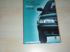 44413) Suzuki Baleno Prospekt 08/1996