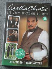 Drame en trois actes - Hercule Poirot - Agatha Christie, DVD N° 28