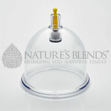 150 Nature's Blends Hijama Cups Cupping Therapy B1 6.8cm Free Next Day Delivery
