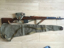 WWII!!!Original Soviet TOKAREV SVT-40 rifle cover.Authentic!