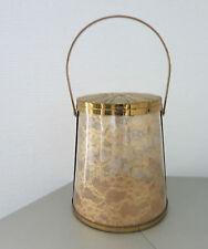 Vintage bolso _ signed Majestic _ handbag estados unidos 1950`s _ Lucite purse _ Lace _ punta
