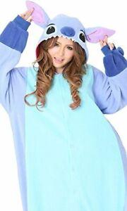 Disney Lilo and Stitch Costumes Cosplay Costume Unisex Free Size RBJ-046 Fleece