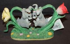 Boxed CHARMING TAILS BY DEAN GRIFF Figurine MICE Bunny Buddies