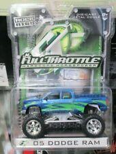JL Full Throttle Rock Rigs 2005 05 Dodge Ram Lifted Blue 4x4 Show Truck Foose