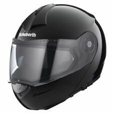 Schuberth Gloss Fibreglass Modular, Flip Up Vehicle Helmets