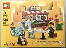 Lego 40358 - Bean There Donut That - Target Exclusive Coffee Shop NEW